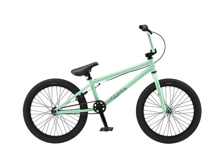 GT Air  mátová zelená 2015  - GT Air matte mint 2015