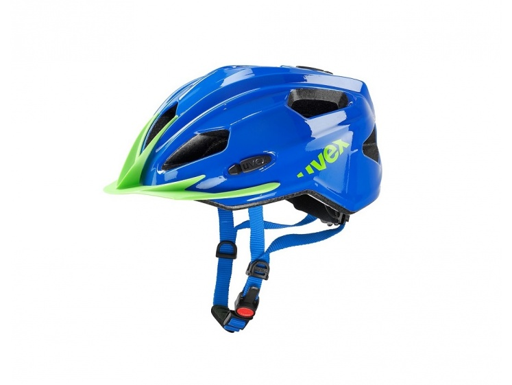 Uvex Quatro Junior Blue-Green 50-55cm 2015  - Uvex Quatro Junior Blue-Green 50-55cm 2015