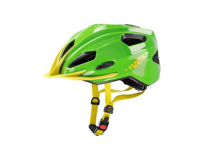Uvex Quatro Junior Green-Yellow 50-55cm 2016  - Uvex Quatro Junior Green-Yellow 50-55cm 2016