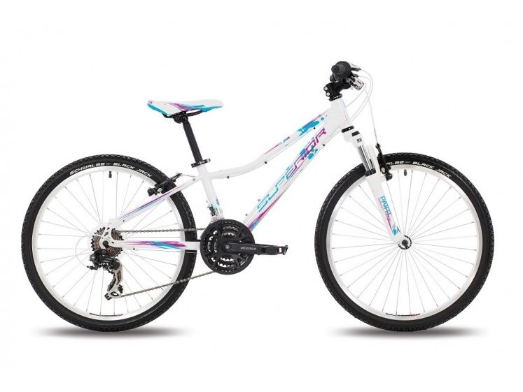 "Superior XC 24"" Paint white-blue-purple 2016  - Superior XC 24"