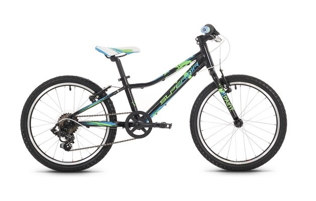 "Superior XC 20"" Paint black-blue-green 2016  - Superior XC 20"
