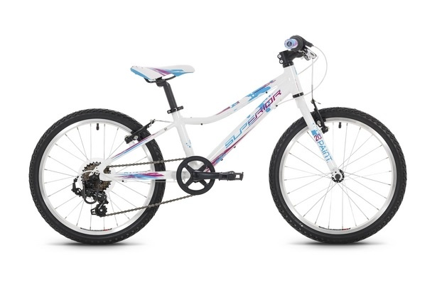 "Superior XC 20"" Paint white-blue-purple 2016  - Superior XC 20"