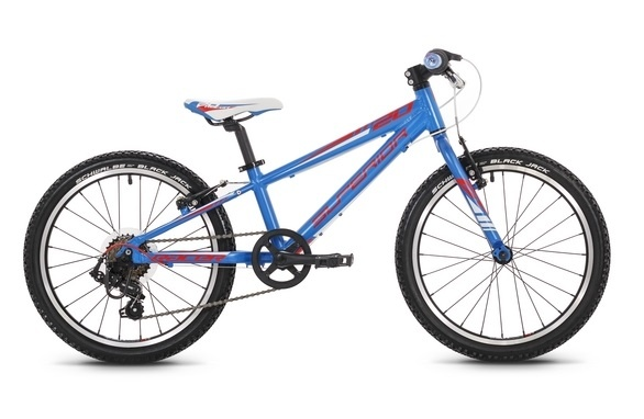"Superior XC 20"" Racer blue-red 2016  - Superiro Racer 20"