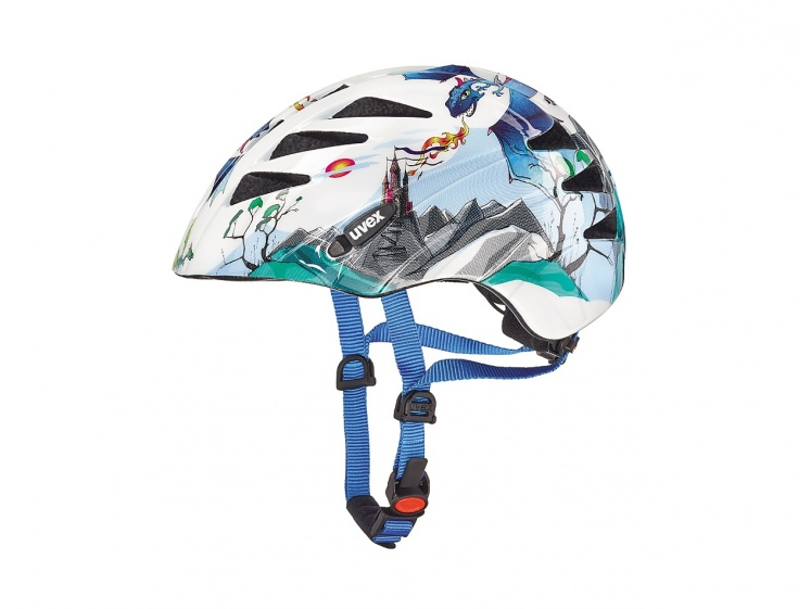Uvex Kid 1 Dragons 47-52cm 2016  - Uvex Kid 1 Dragons 47-52cm 2016