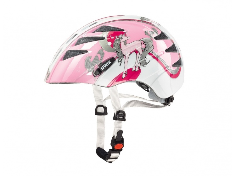 Uvex Kid 1 Unicorn 47-52cm 2016  - Uvex Kid 1 Unicorn 47-52cm 2016