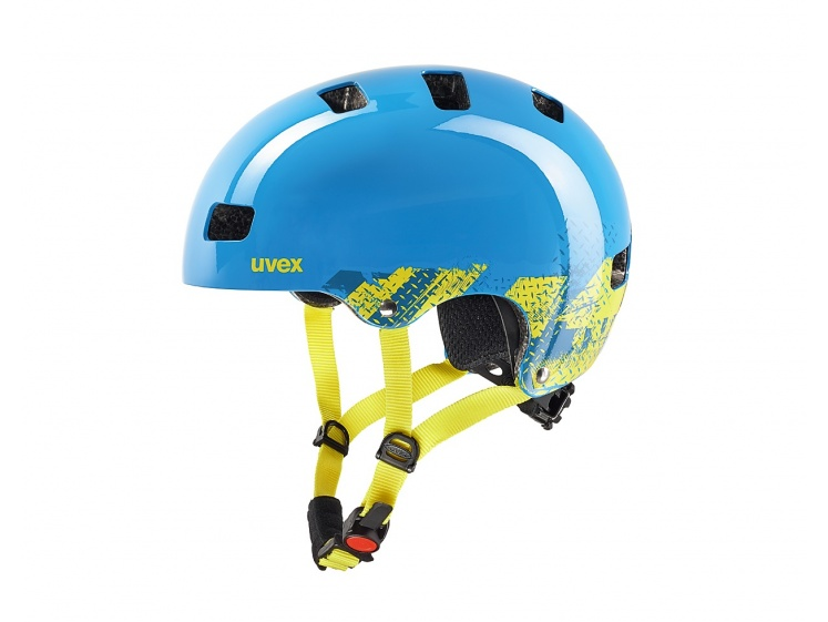 Uvex Kid 3 Blackout Blue 55-58cm 2016  - Uvex Kid 3 Blackout Blue 51-55cm 2016