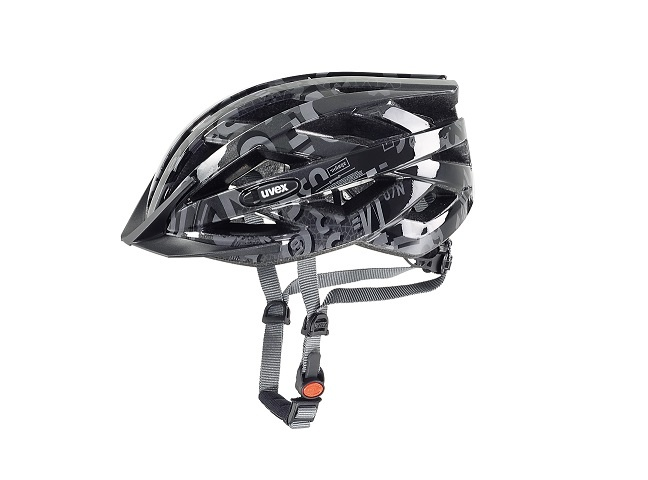 Uvex Air Wing 52-57cm dark silver-black  - Uvex Air Wing 52-57cm dark silver-black