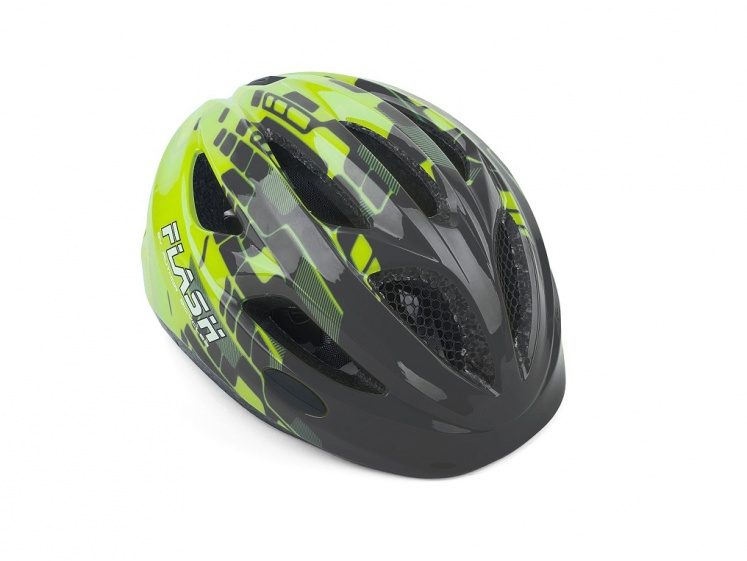 Author Flash 51-55 cm šedá/žlutá neonová  - Author Flash 51-55 cm šedá/žlutá neonová
