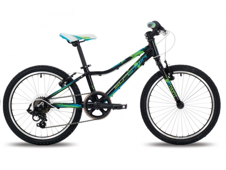 "Superior XC 20"" Paint black-blue-green 2015  - Suerior XC 20"