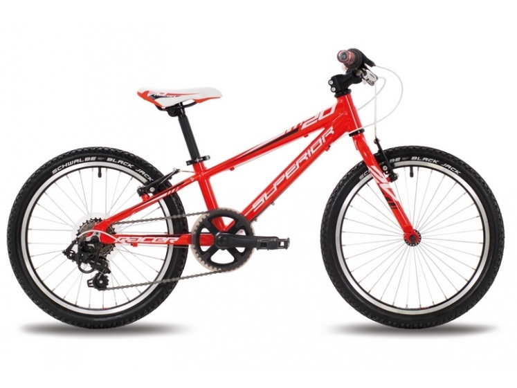 "Superior XC 20"" Racer red-white-black 2016  - Superior XC 20"