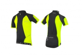 Cyklodres Force Kid Star fluo