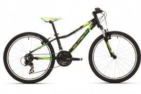 Superior XC24 Paint black-neon green-lime green